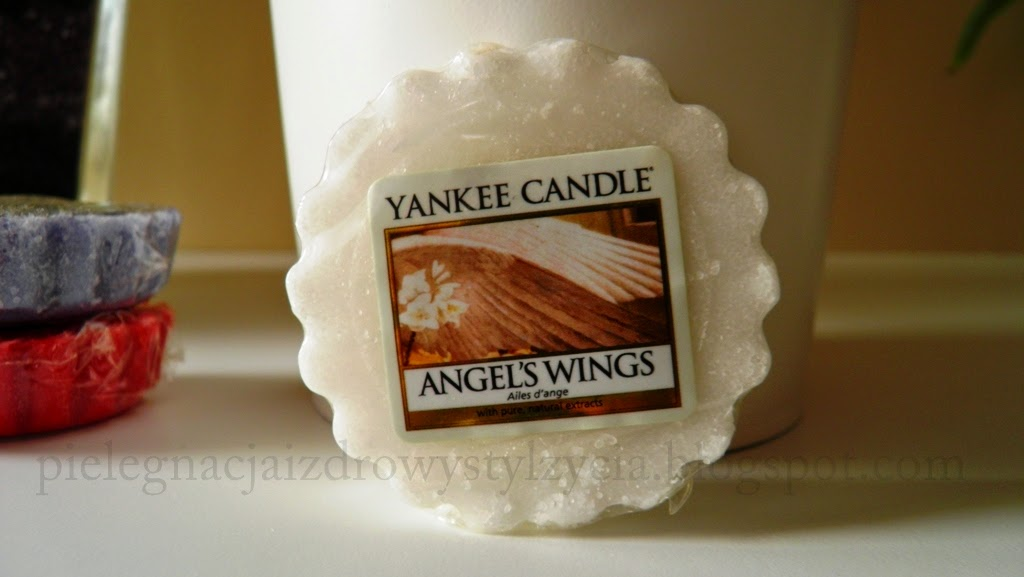 Yankee Candle: Angel's Wings i Candy Cane Lane