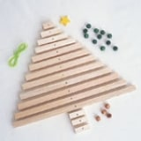 Wooden Tree Mobile - Step 1
