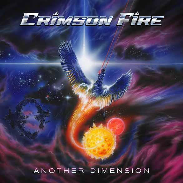 """Ο δίσκος των Crimson Fire """"Another Dimension"""""""