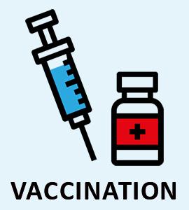 Je suis vacciné et en pleine forme !