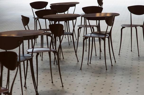 Model Kursi dan Meja Cafe Minimalis terbaru untuk daya tarik cafe baru anda