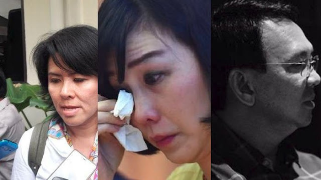 Akhirnya Adik Ahok Ungkap Nama 'Good Friend' Veronica Tan yang Disebut-sebut Sebagai Biang Kerok Perceraian....