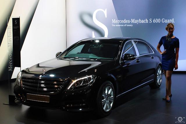Auto Expo 2016, india, shashank mittal, shashank mittal photography, Mercedes Maybach s 600