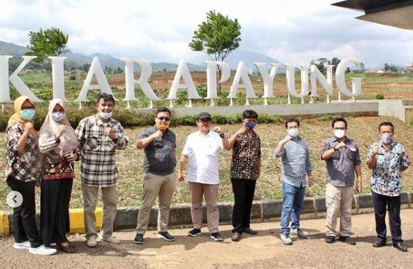 Komisi I DPRD Jabar Sepakat Asset Lahan Pemprov di Kiarapayung Jatinangor  Tetap Jadi Kawasan Konservasi Alam