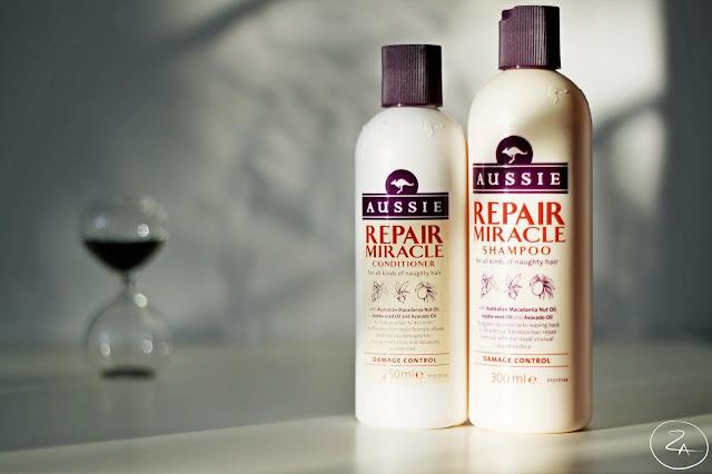 Aussie Repair Miracle matu kopšanas produkti