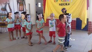 Dia Nacional da Consciência Negra é comemorado nas Escolas de Baraúna