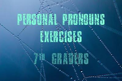 Soal Pronouns Kelas 7