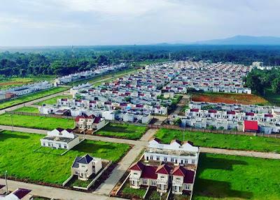 river valley residence medan