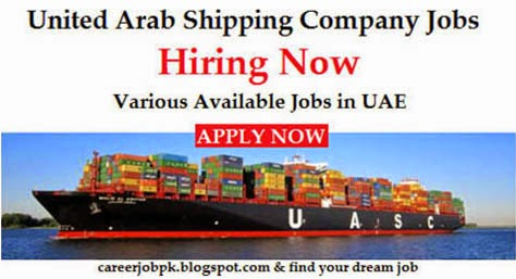 Jobs in United Arab Shipping Company Dubai