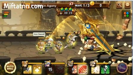 Game RPG Online Android Seru Epic Saga Mod Apk