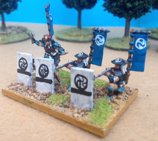 Jp Wargaming Place: Daimyo Set Of Rules In 20mm