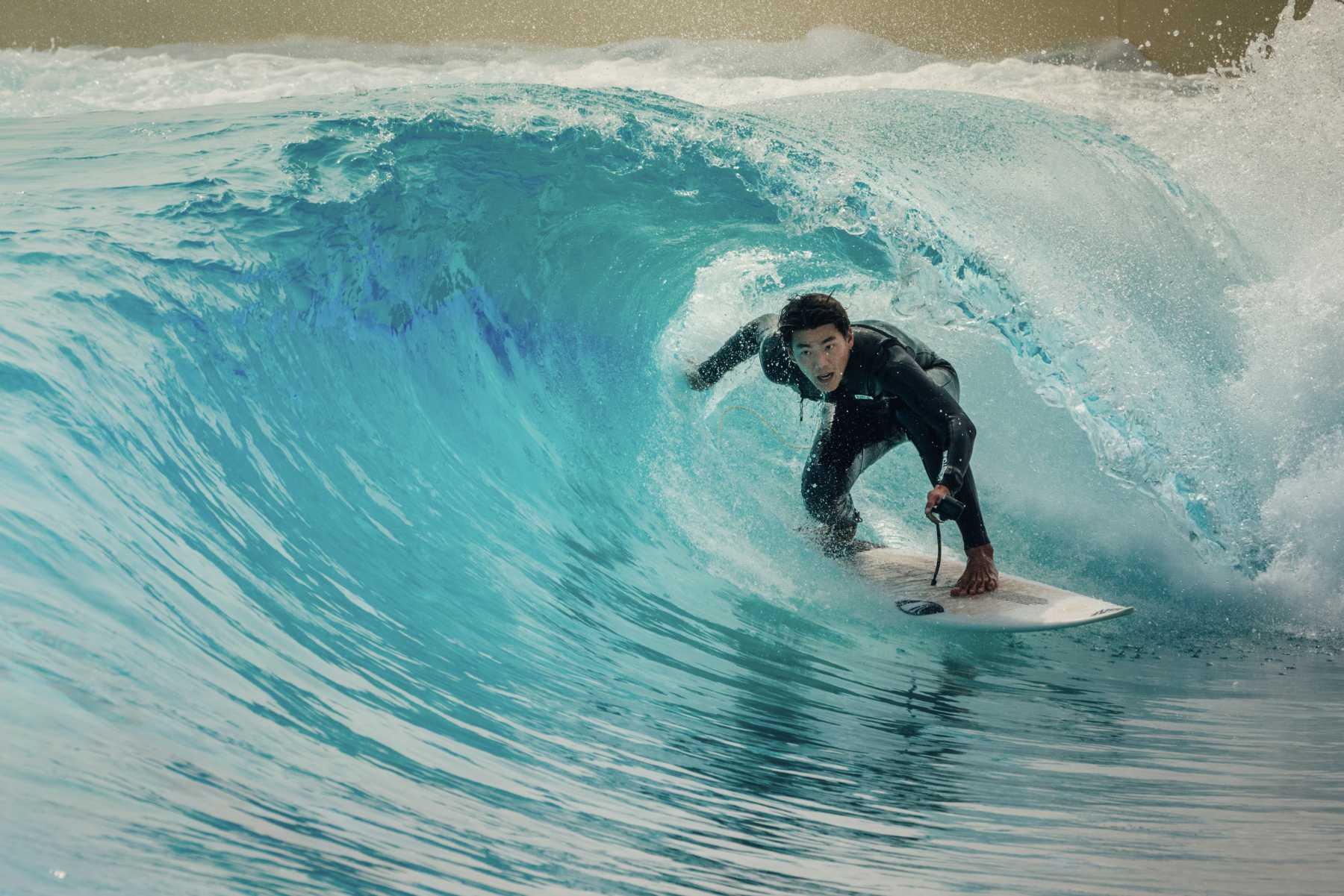 surf30 wavegarden cove corea Wavegarden Cove WavePark Jaeyoung Choi