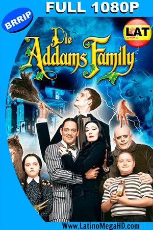Los Locos Addams (1991) Latino FULL HD 1080P ()