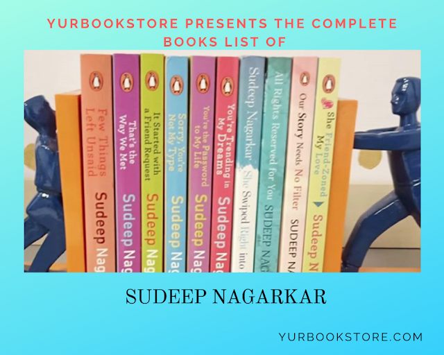 Sudeep Nagarkar Complete Book List | Books and Pdfs