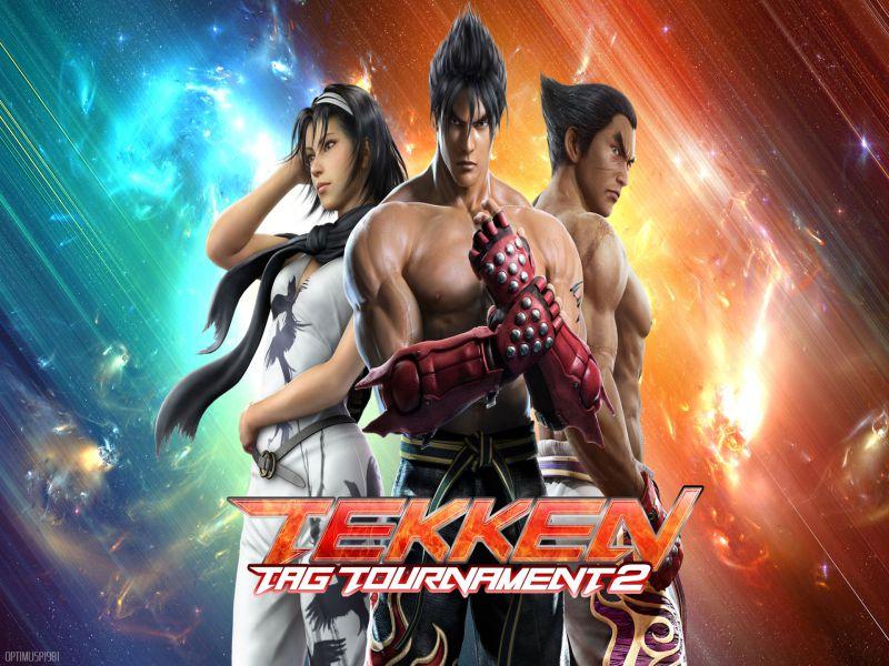 Download Tekken Tag Tournament 2 Game PC Free