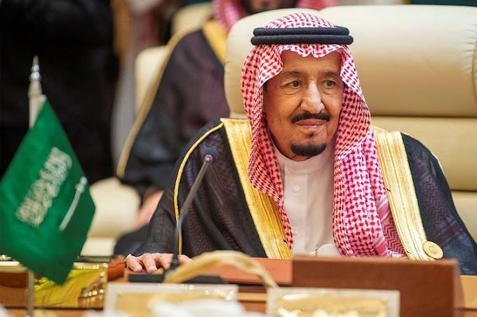 Keluarga Di Raja Saudi Positif, Raja Salman Kuarantinkan Diri