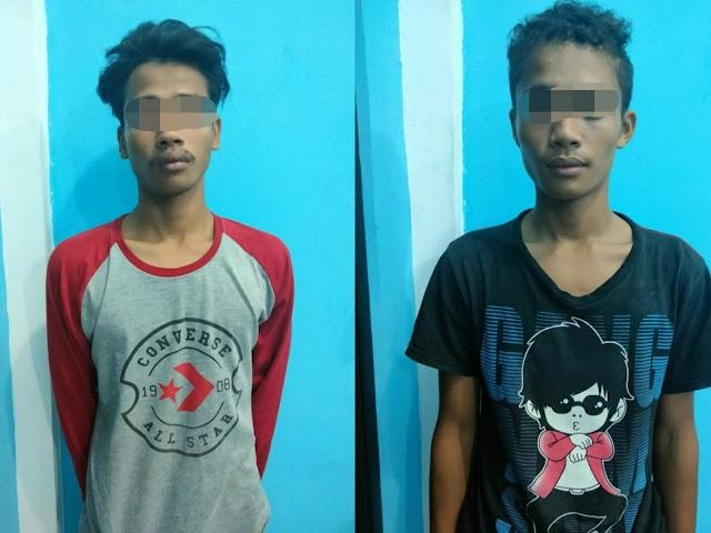 Kotak Infaq Masjid di Paya Pasir Dicuri 2 Pemuda Baru Tumbuh