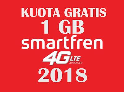 tips Mendapatkan Kuota Gratis Smartfren 1 GB Tanpa Pulsa Dan Paket 2018
