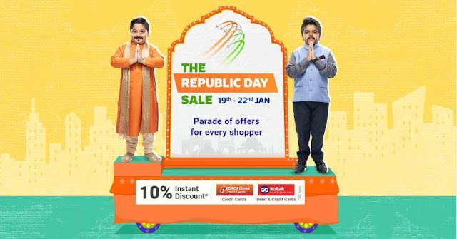 Flipkart Republic Day Sale 2020: Top Smartphones On Sale, Best Offers, Bank Offers