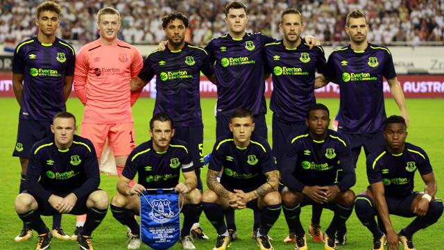Jadwal Everton 2020