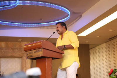 Super Star Rajini Kabali Post Success Meeting Stills
