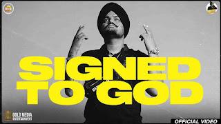 Sidhu Moose Wala Signed To God Lyrics Status Download Song Kalla hi one man aa kise naal bond nahiyo rabb naal sign aa WhatsApp video black