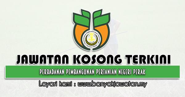 Jawatan Kosong 2021 di Perbadanan Pembangunan Pertanian Negeri Perak