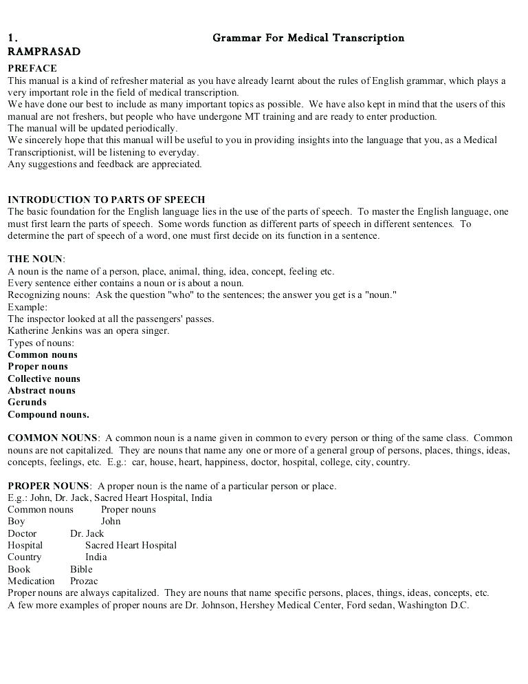 Medical Transcription Resume Samples Format Sample Cover Transcriptionist No Experience