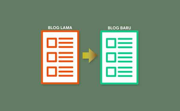 Cara Redirect 301 ke Domain Baru di Blogger/Blogspot
