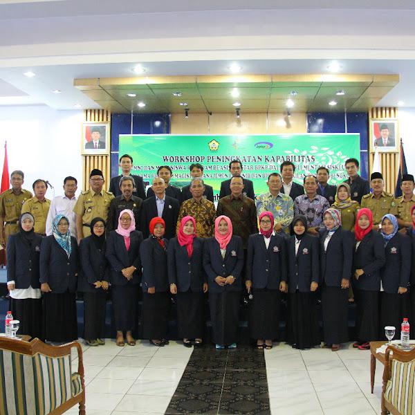 Plt Gubernur Bengkulu Minta Dana Desa Dikelola dengan Benar