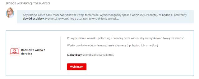 Rozmowa wideo z doradcą jako sposób zawarcia umowy o konto w Santander Banku