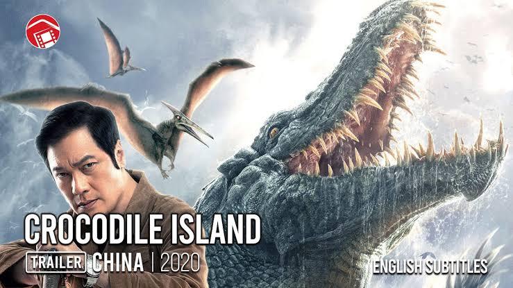 Crocodile Island (2020) WEBDL Subtitle Indonesia