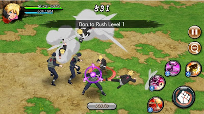 Download NARUTO X BORUTO Ninja Voltage APK Mod Download NARUTO X BORUTO Ninja Voltage APK English v1.1.7