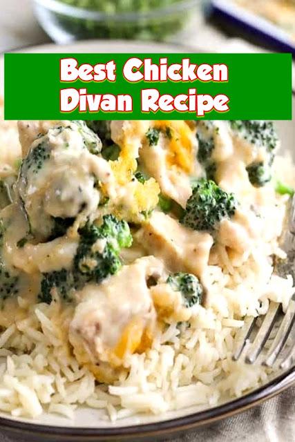 #Best #Chicken #Divan #Recipe