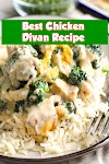 #Best #Chicken #Divan #Recipe