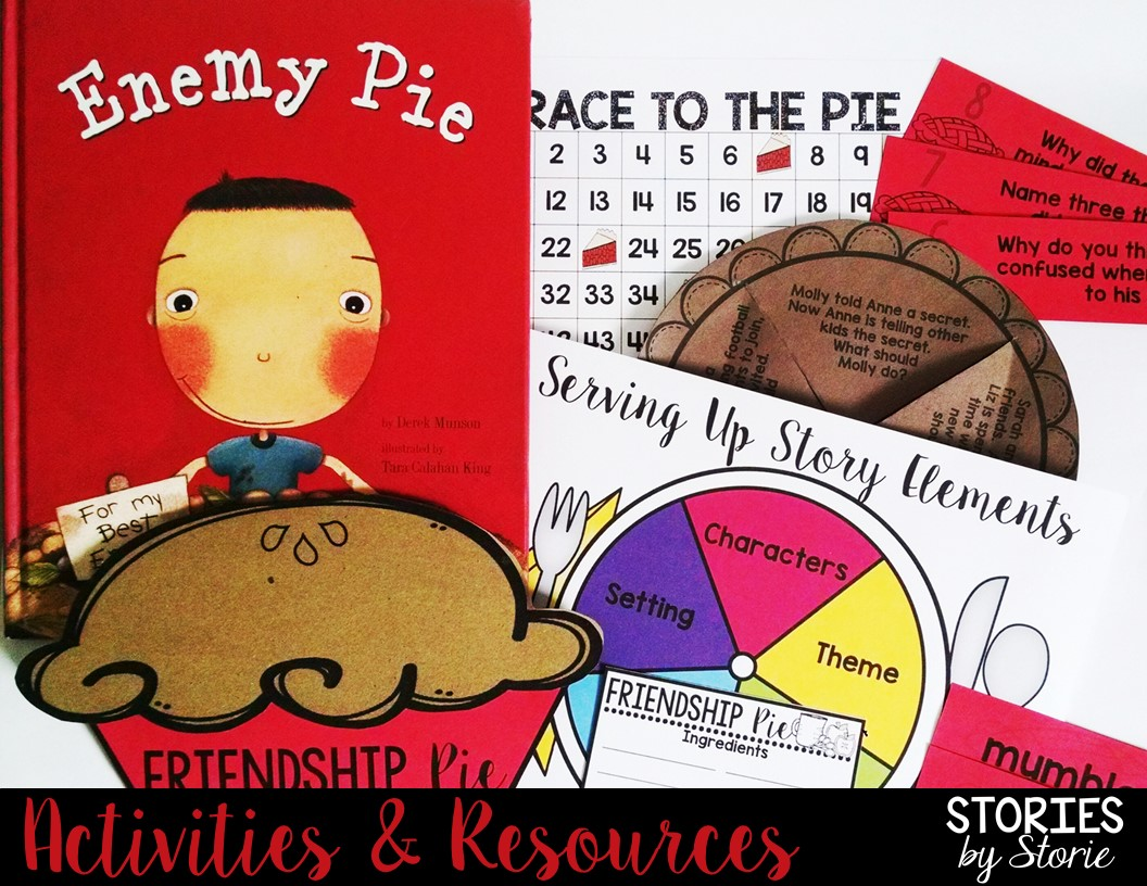 pie book summary