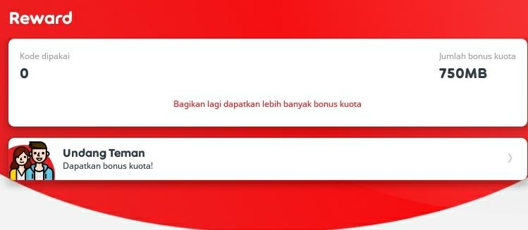 Kode Referral Myim3 2021 Kuota Gratis Indosat Ooreedoo 7 5 Gb 49 5 Bg Teknisi Blogger