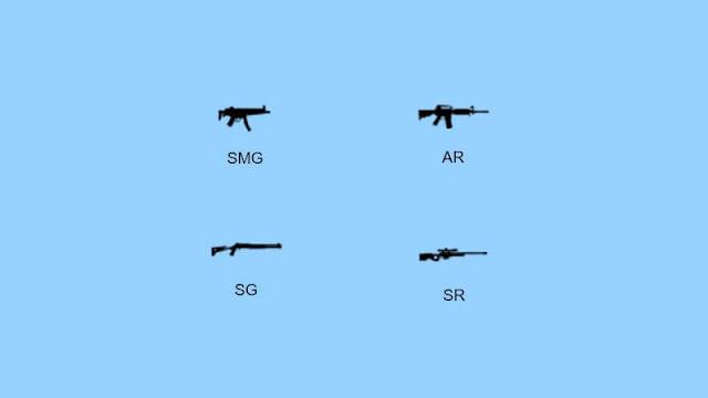 senjata ff mudah headshot