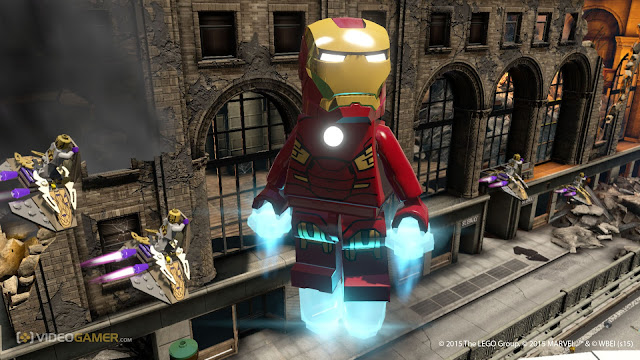 LEGO MARVEL Avengers PC Full Version Screenshot 1