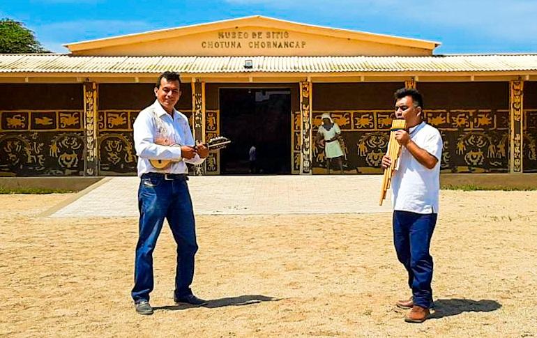 Ishkay Perú promoviendo cultura lanza canción ¡¡Vacúnate Ya!!
