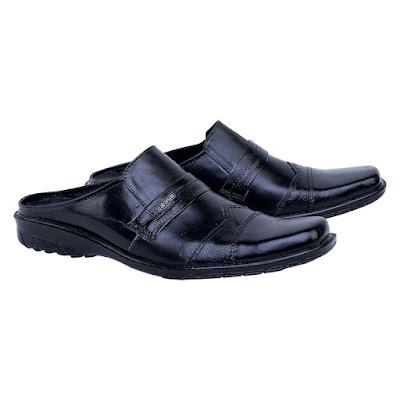Sandal Bustong Kulit Pria Catenzo YA 042
