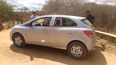 Veículo usado no assalto a Bradesco de Nova Floresta é encontrado em Jaçanã