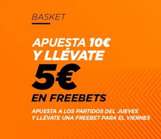 Kirolbet promocion Euroleague 1-10-2020