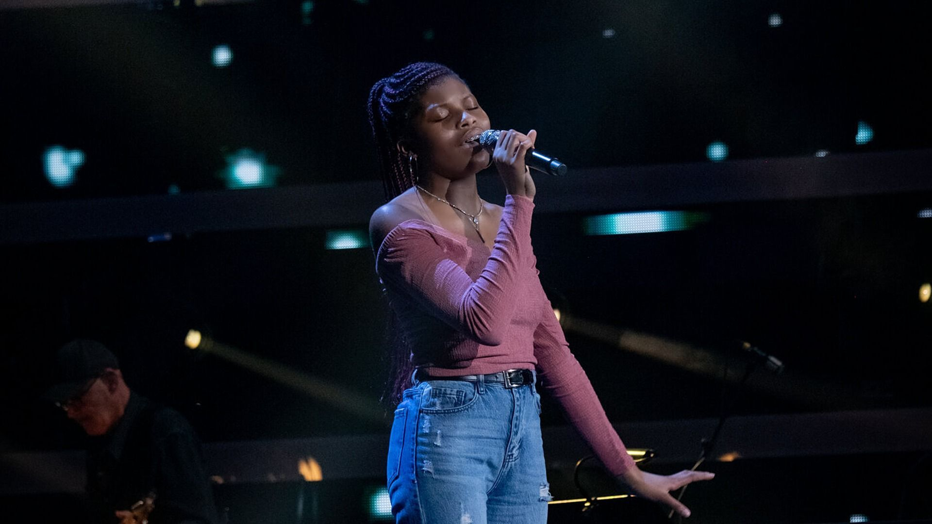 Grace - Light On | The Voice Kids 2021