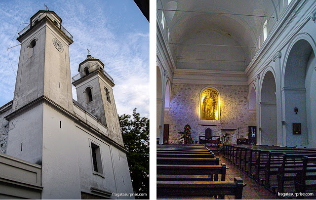 Igreja Matriz do Santíssimo Sacramento, Colonia del Sacramento, Uruguai