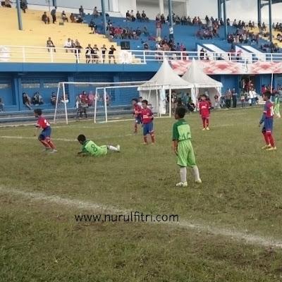 Pertandingan Bola Granat Kids Soccer Championship 2016