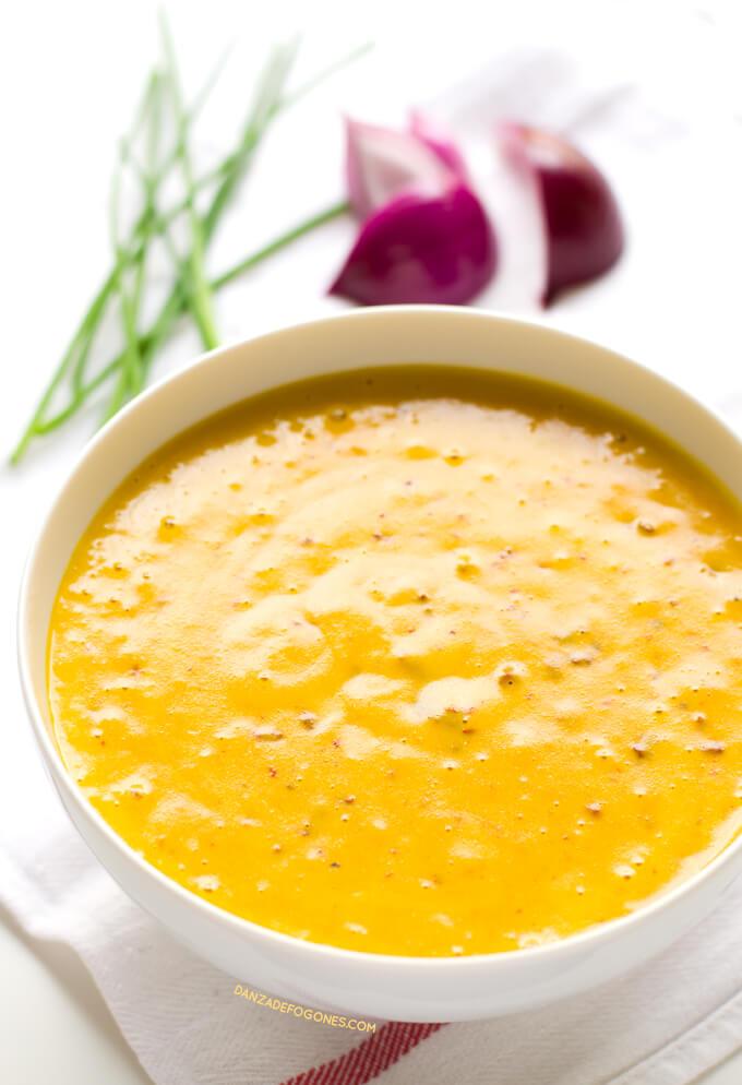 Cheese and Chorizo Dip (Vegan) | danceofstoves.com #DanceofStoves #recipe #vegan