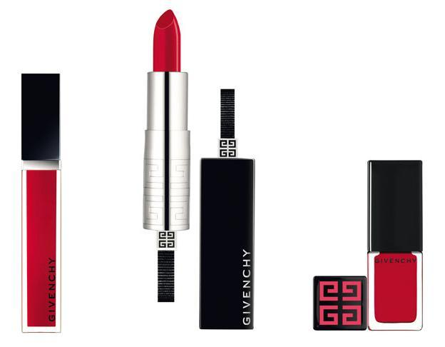 Givenchy Makeup Spring 2012 Collection