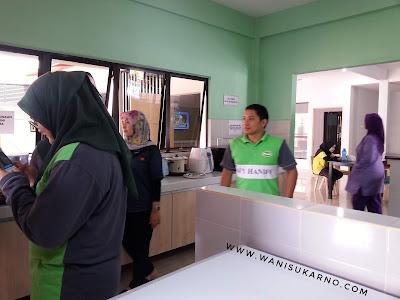 AFY haniff Serai Wangi Di Rumah Ronald McDonald