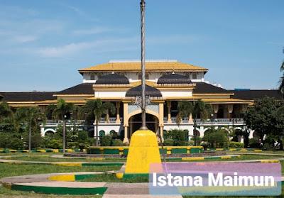 Cerita Tentang Sejarah Istana Maimun